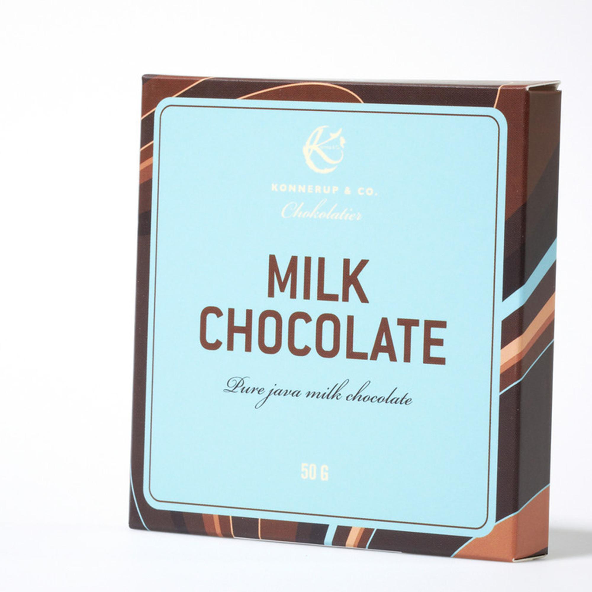 Konnerup & Co chokolade fra NORU