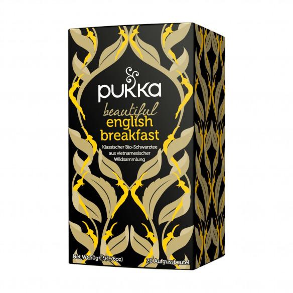Beautiful English Breakfast, 20 breve