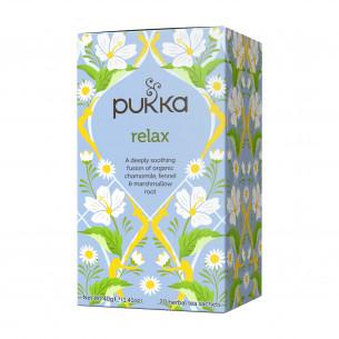 Relax Pukka, 20 tebreve