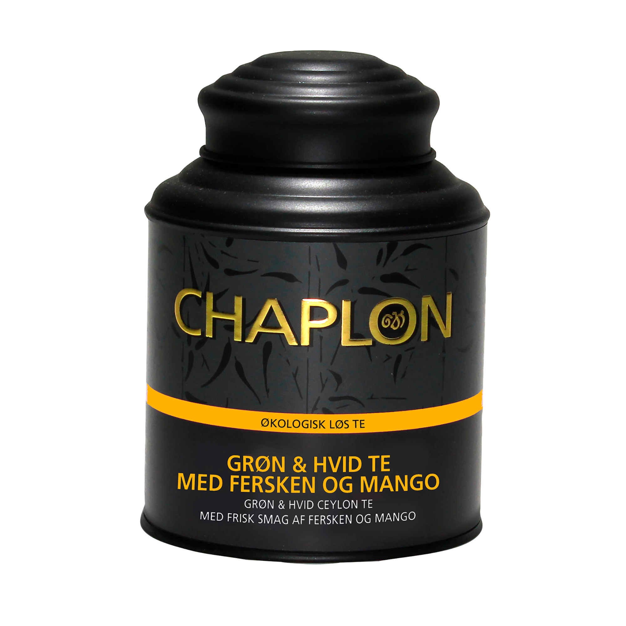 Image of   Chaplon Fersken & Mango, 160 gram i dåse