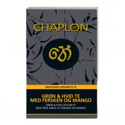 Chaplon Fersken & Mango, 100 gram løs te