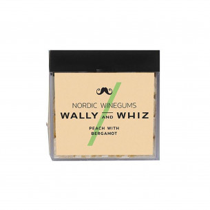 Fersken & Bergamot Vingummi Fra Wally And Whiz