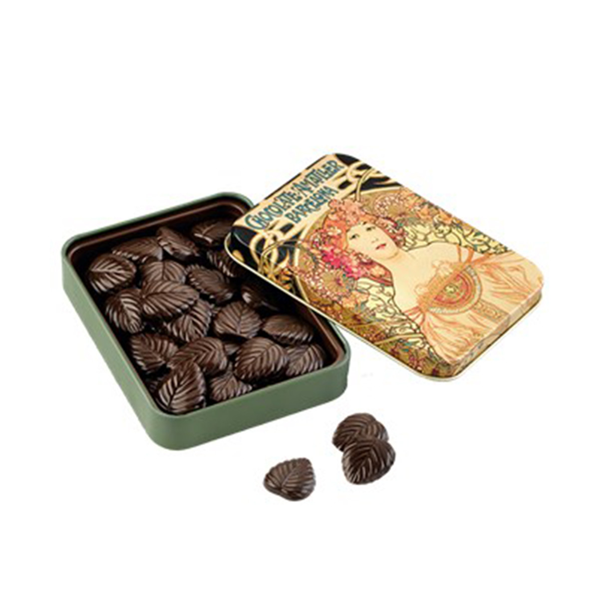 Image of 70% Mørk chokolade i dåse - 60 gram