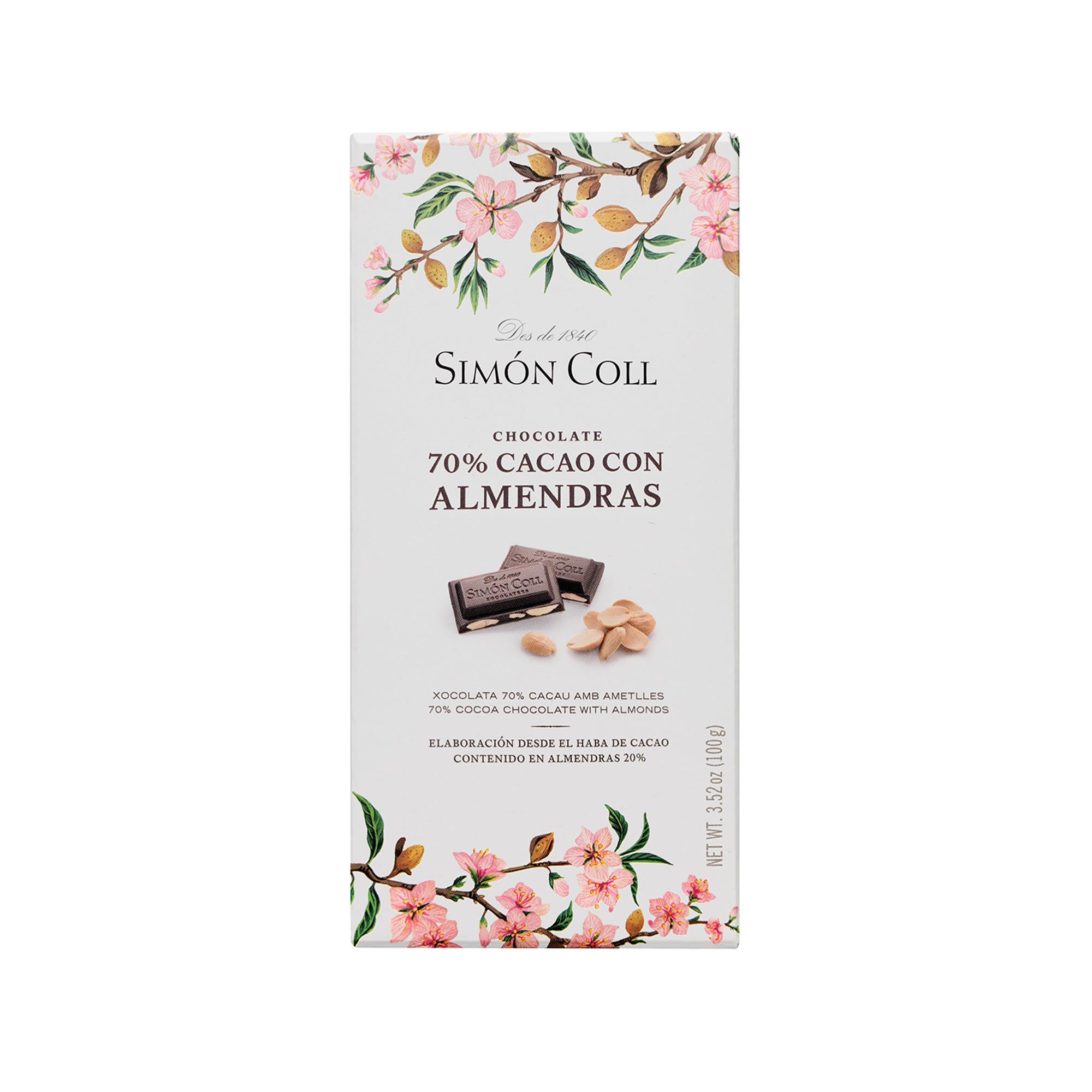 Simon Coll chokolade fra Noru