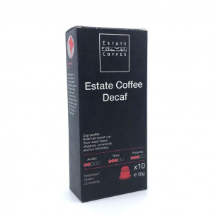 Estate Decaf, 10 kapsler
