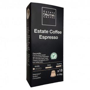 Estate Espresso, 18 kapsler