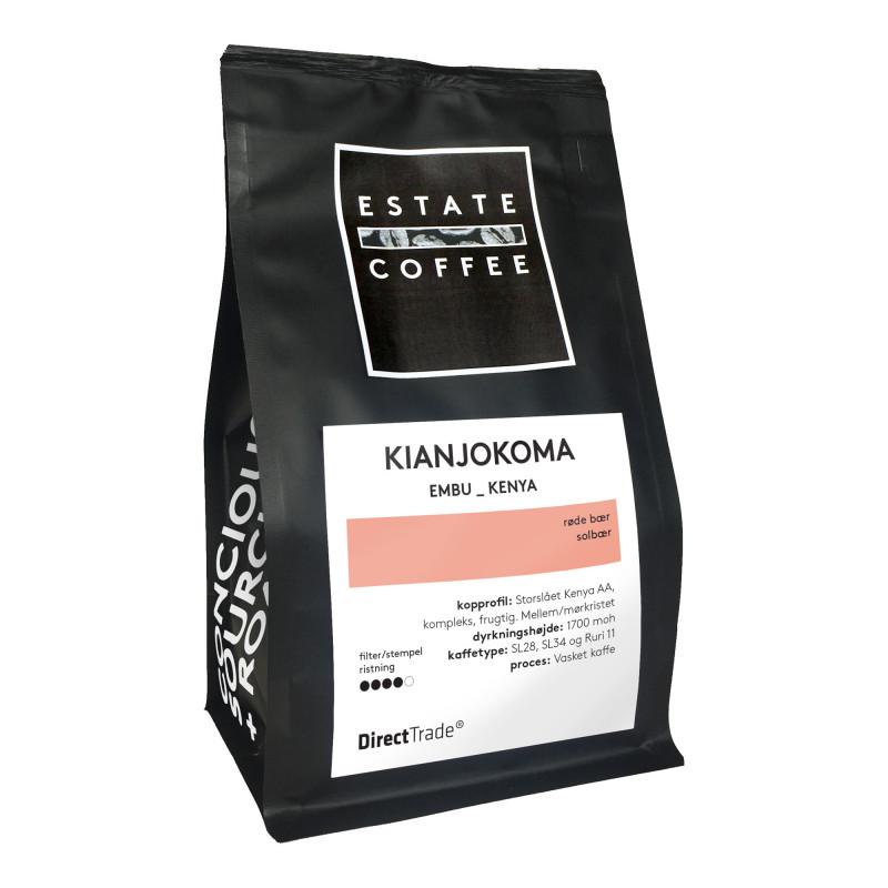 Kianjokoma AA 200 gram - fra Estate Coffee