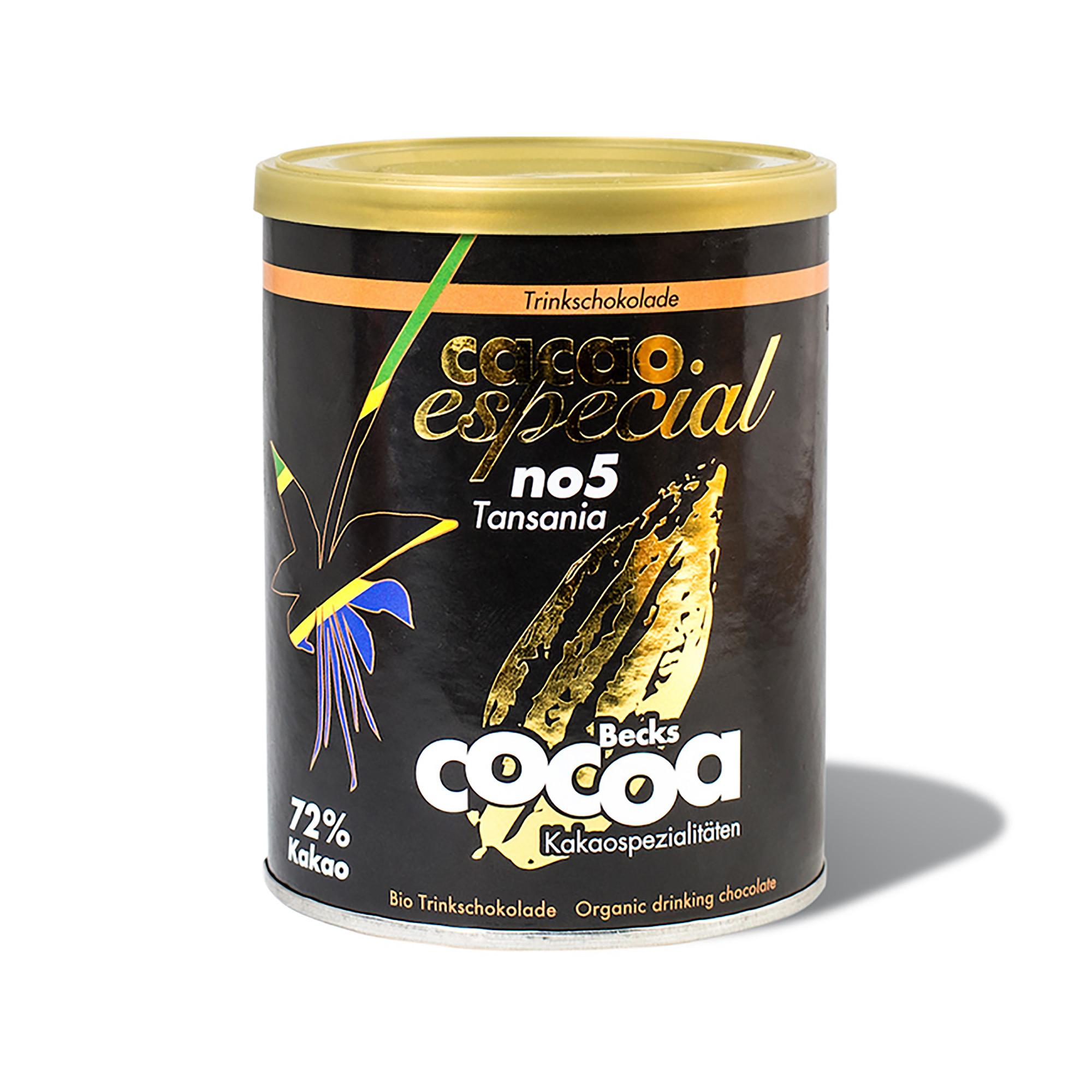 Image of   72% Especial Tanzania, Kakao - 250 gram