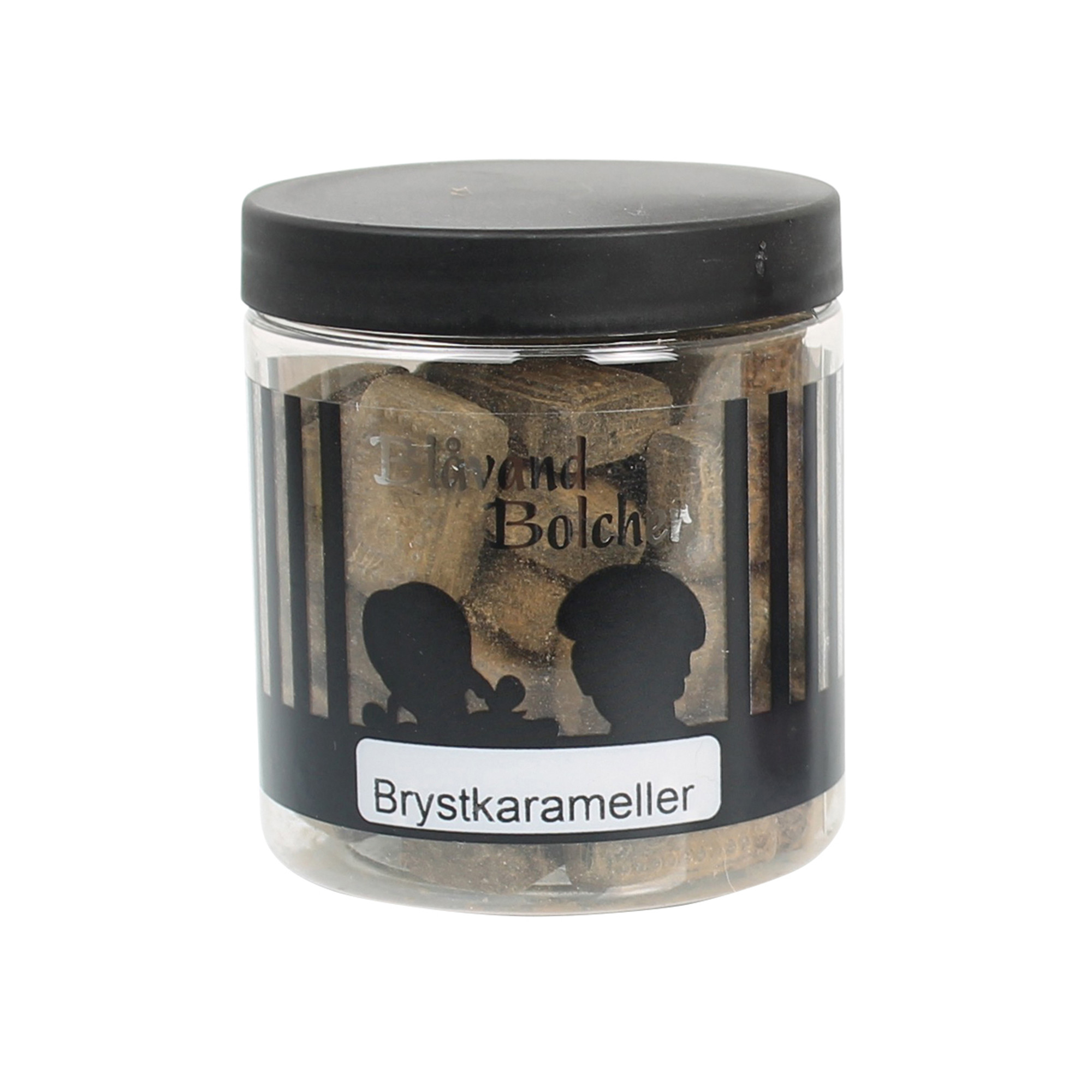 Image of   Brystkarameller, 170 gram