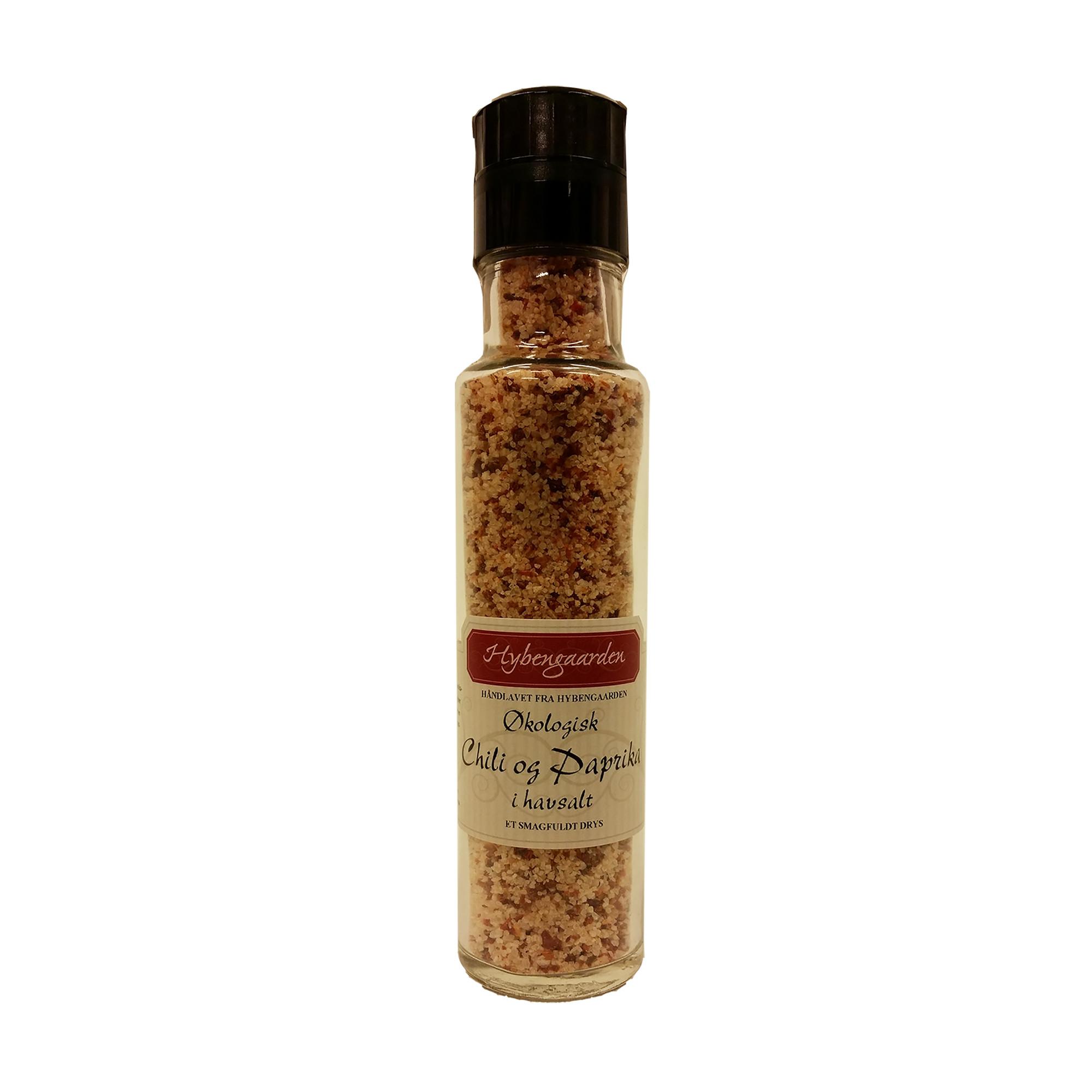 Image of   Chili og Paprikasalt - 220 gram