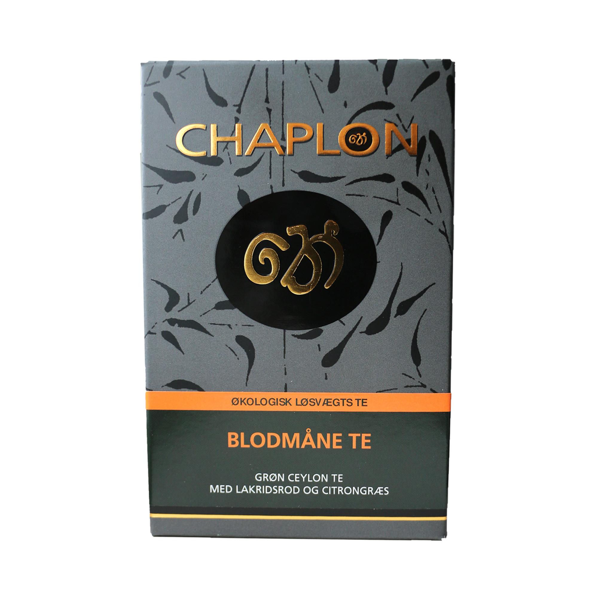 Image of   Chaplon Blodmåne Te - 100 gram løs te