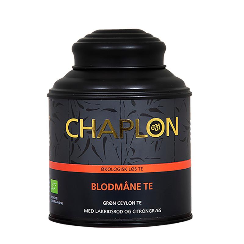 Blodmåne Te fra Chaplon Tea - 160 gram te i dåse