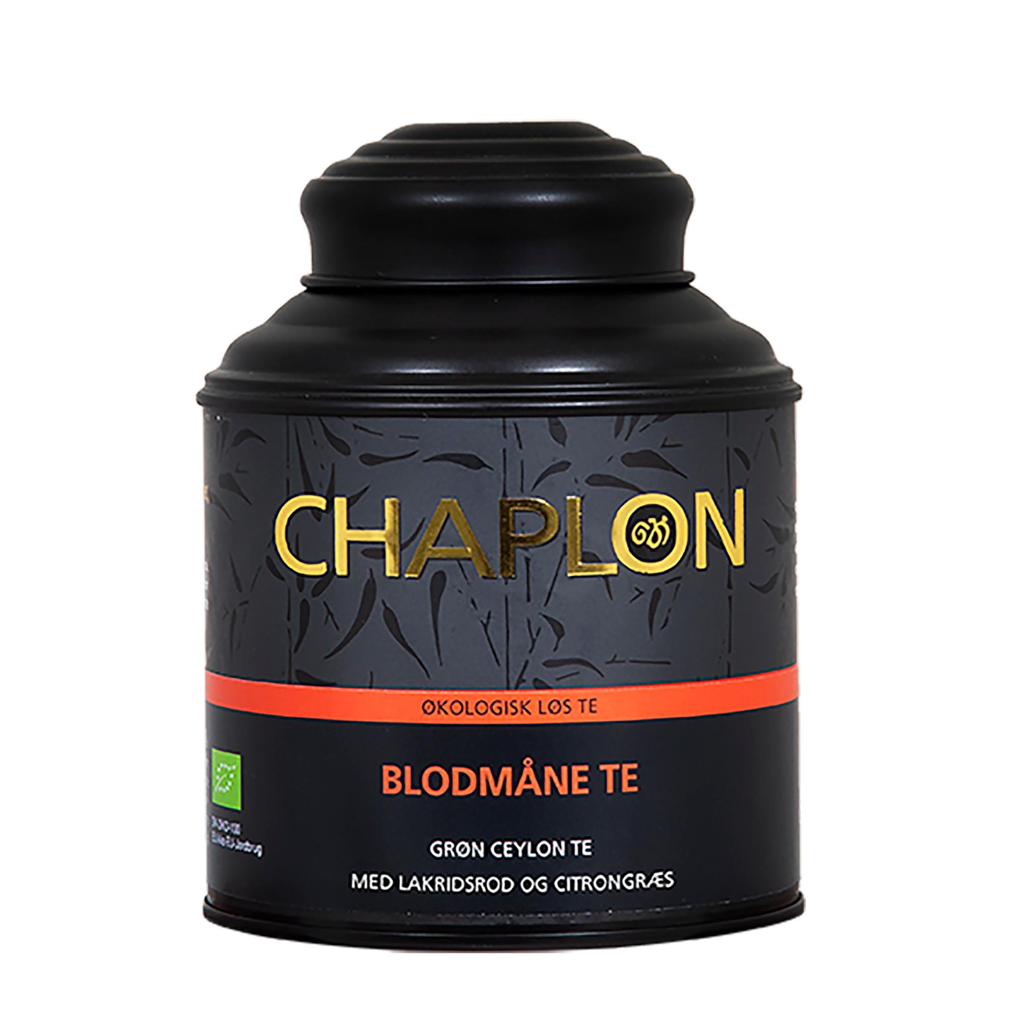 Image of   Chaplon Blodmåne Te - 160 gram dåse