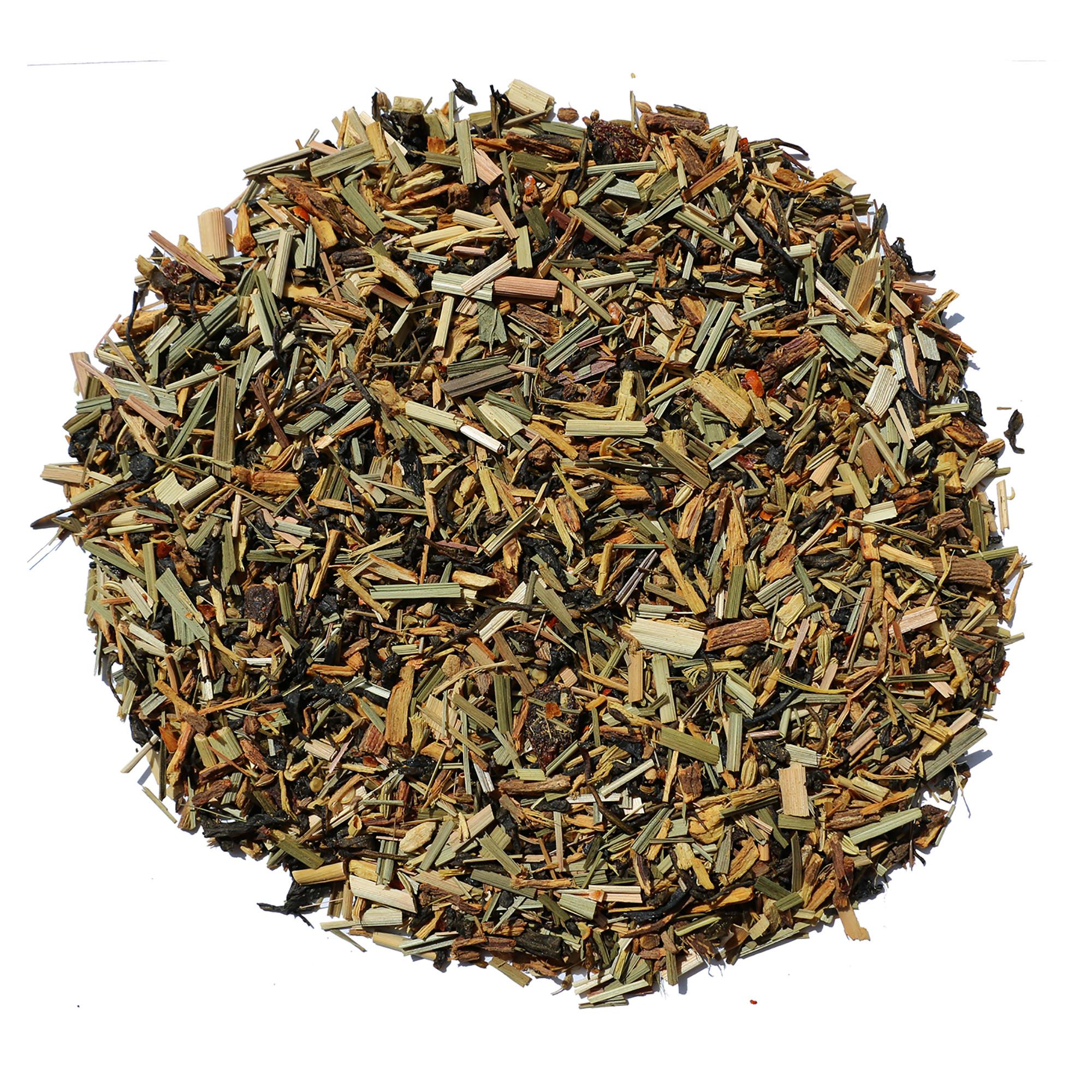 Image of   Chaplon Blodmåne Te - 700 gram løs te