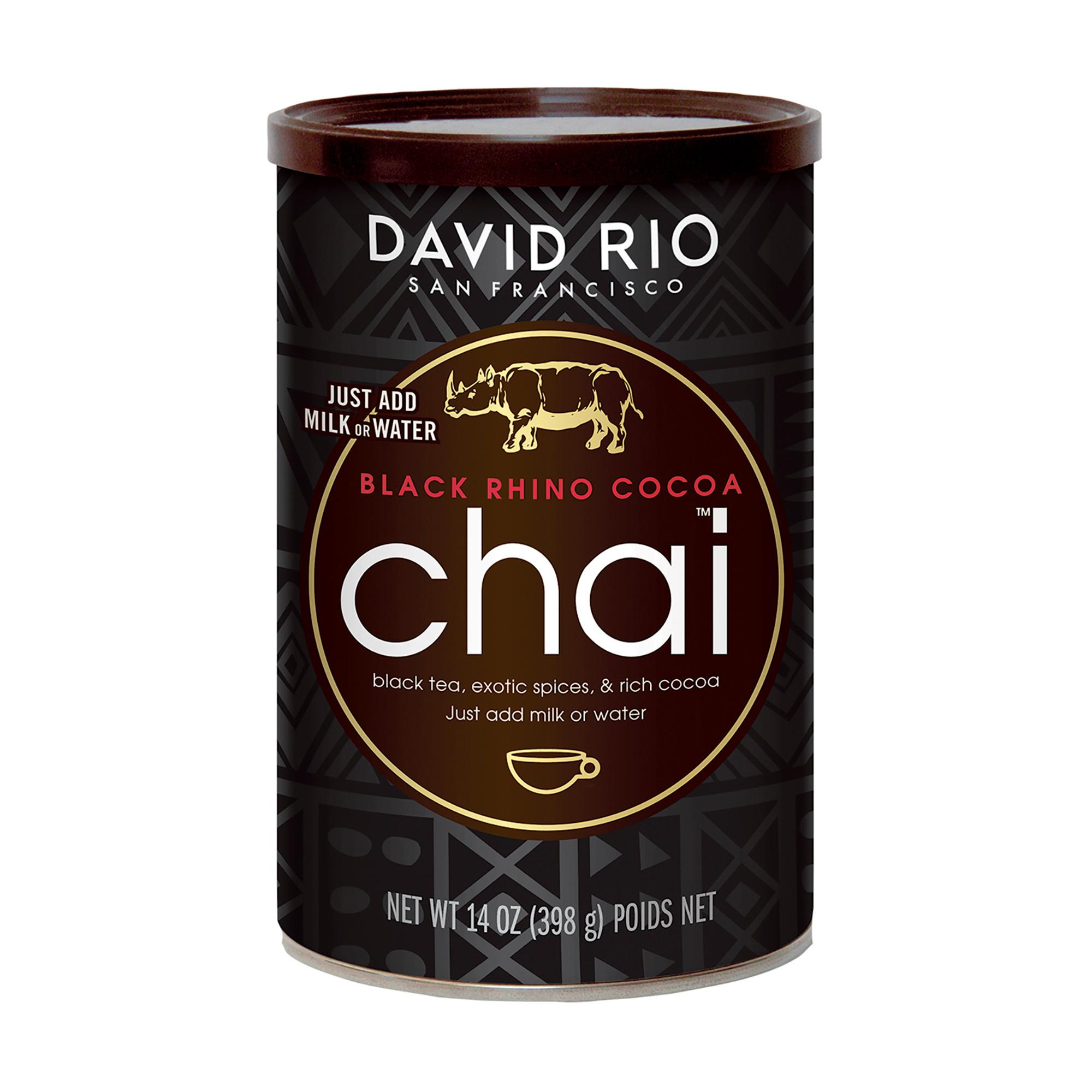 Image of Black Rhino Cocoa Chai, 398 gram