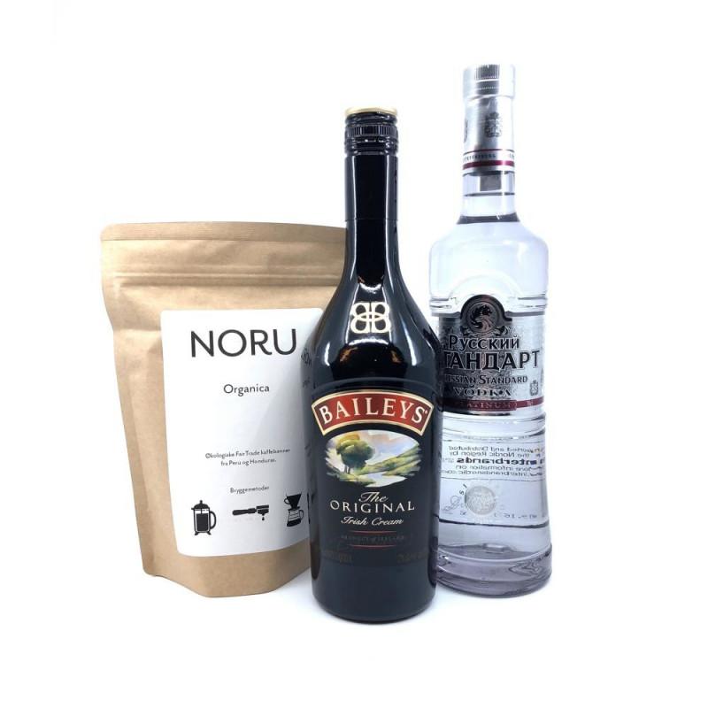 Flad White Martini Kit
