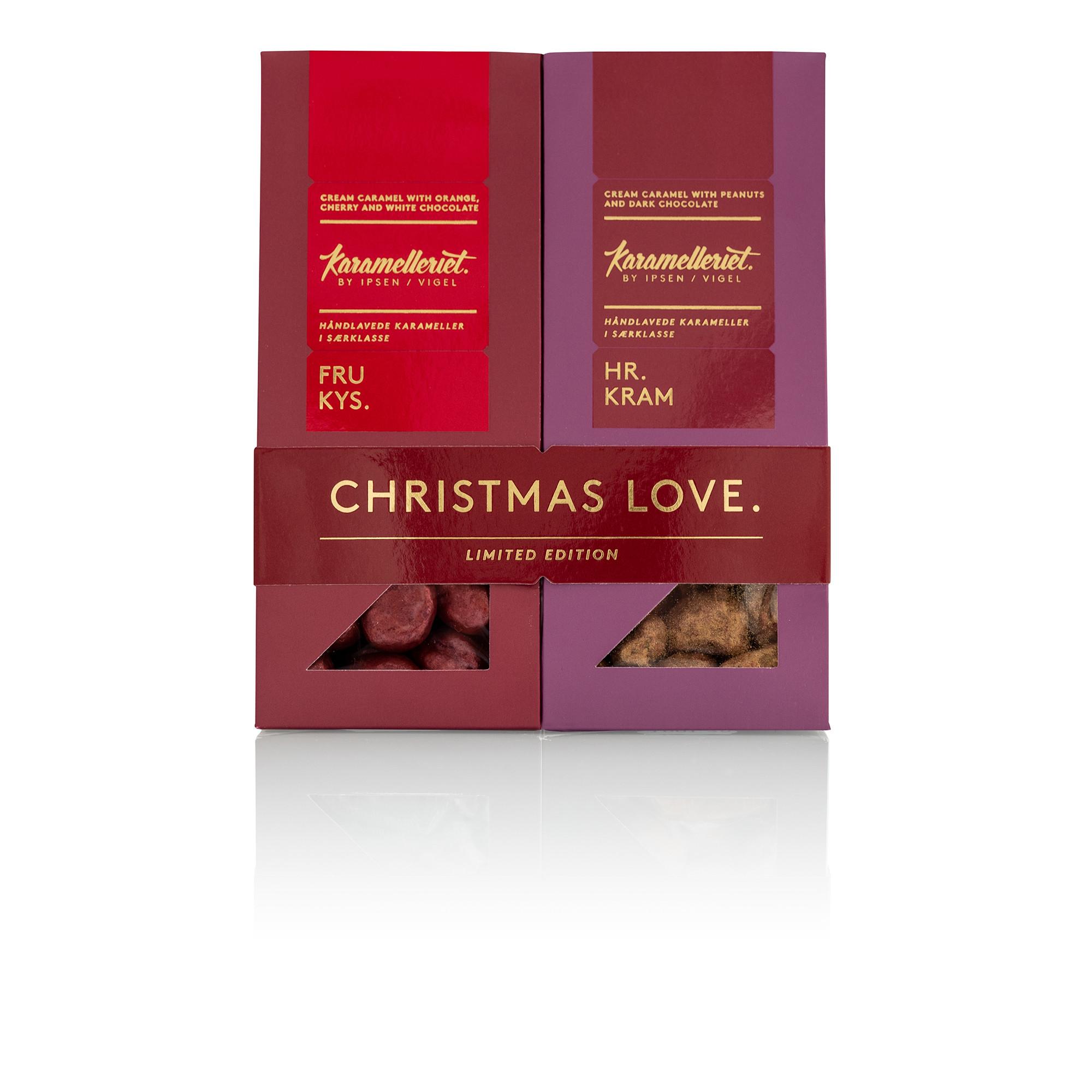 Image of   Christmas Love karameller - 240 gram