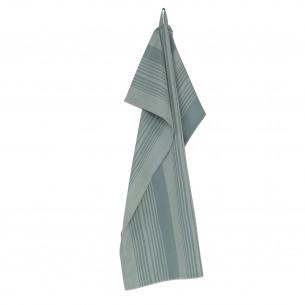 Viskestykke Stripe, leaf
