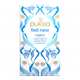 Feel New fra Pukka, 20 breve