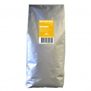 1 kg Kaffebønner med Irish cream smag - Kaffe Specialisten
