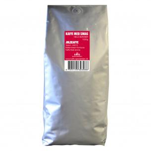 1 kg Julekaffe Kaffebønner fra Kaffe Specialisten