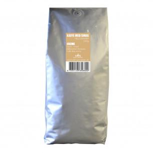 1 kg Kaffebønner med Creme smag fra Kaffe Specialisten