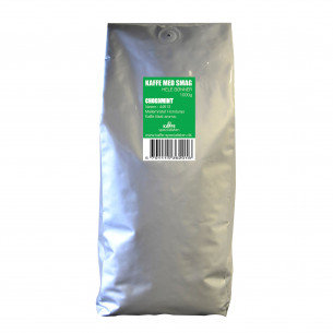 1 kg Kaffebønner med Choko mint smag fra Kaffe Specialisten
