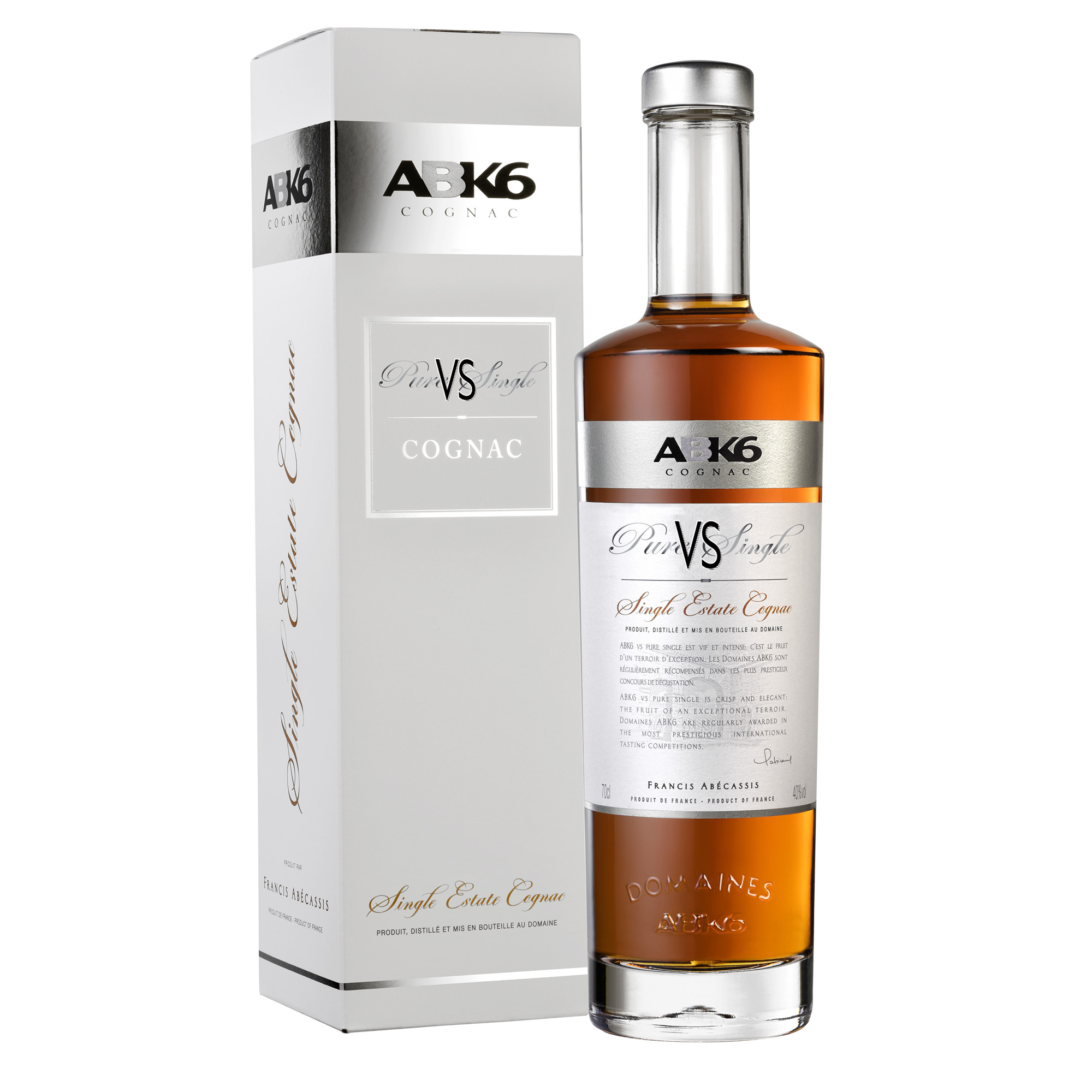 Image of V.S Pure Single, Cognac - 700 ml