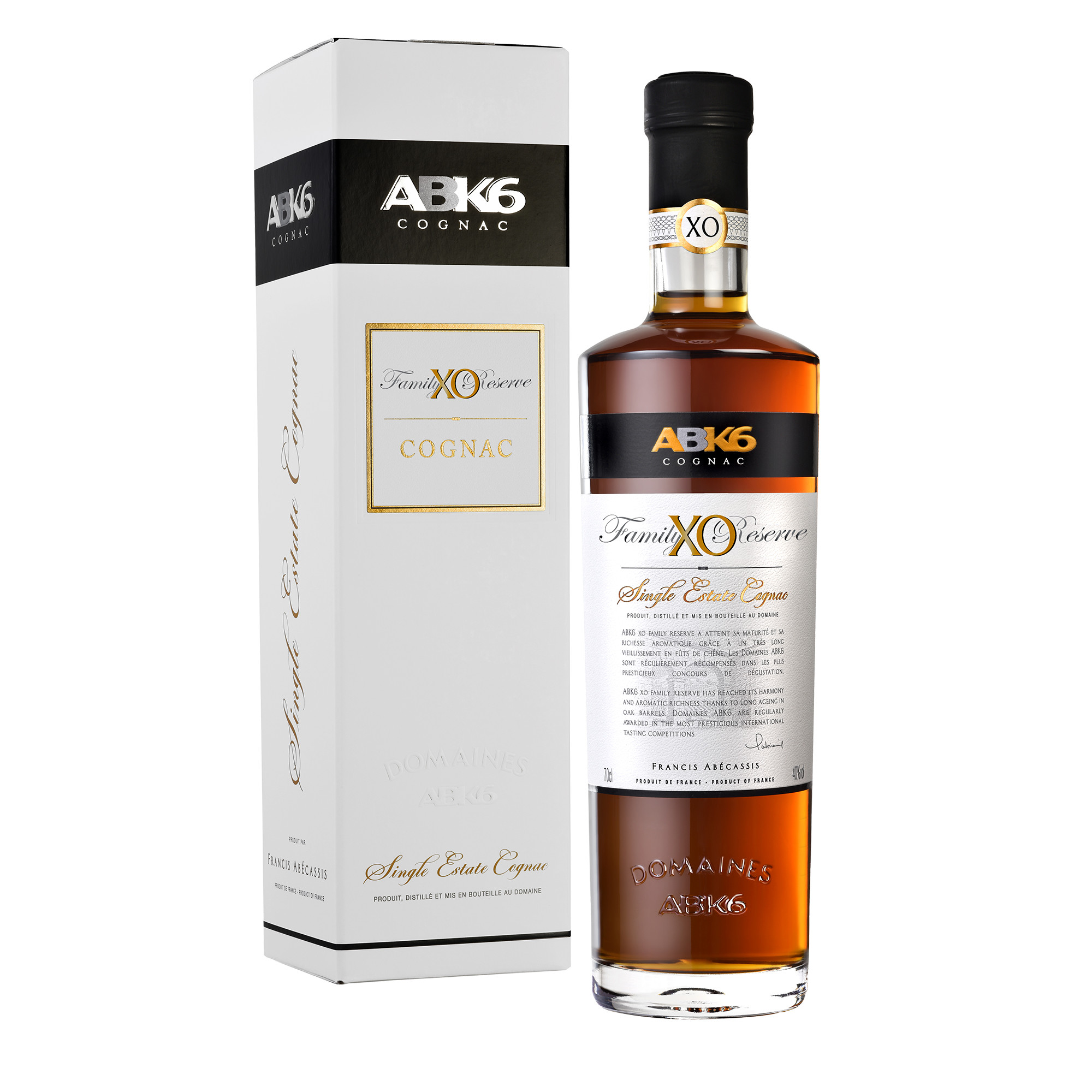 Image of X.O Family Reserve, Cognac - 700 ml