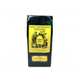 Sort Chili Trøffel te fra Carstensens Tehandel - 100 gram