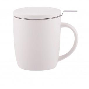 PLINT Tekop med filter, white - 450 ml