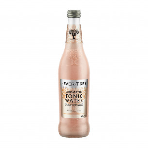 Fever Tree Aromatic Tonic Water - 500 ml.