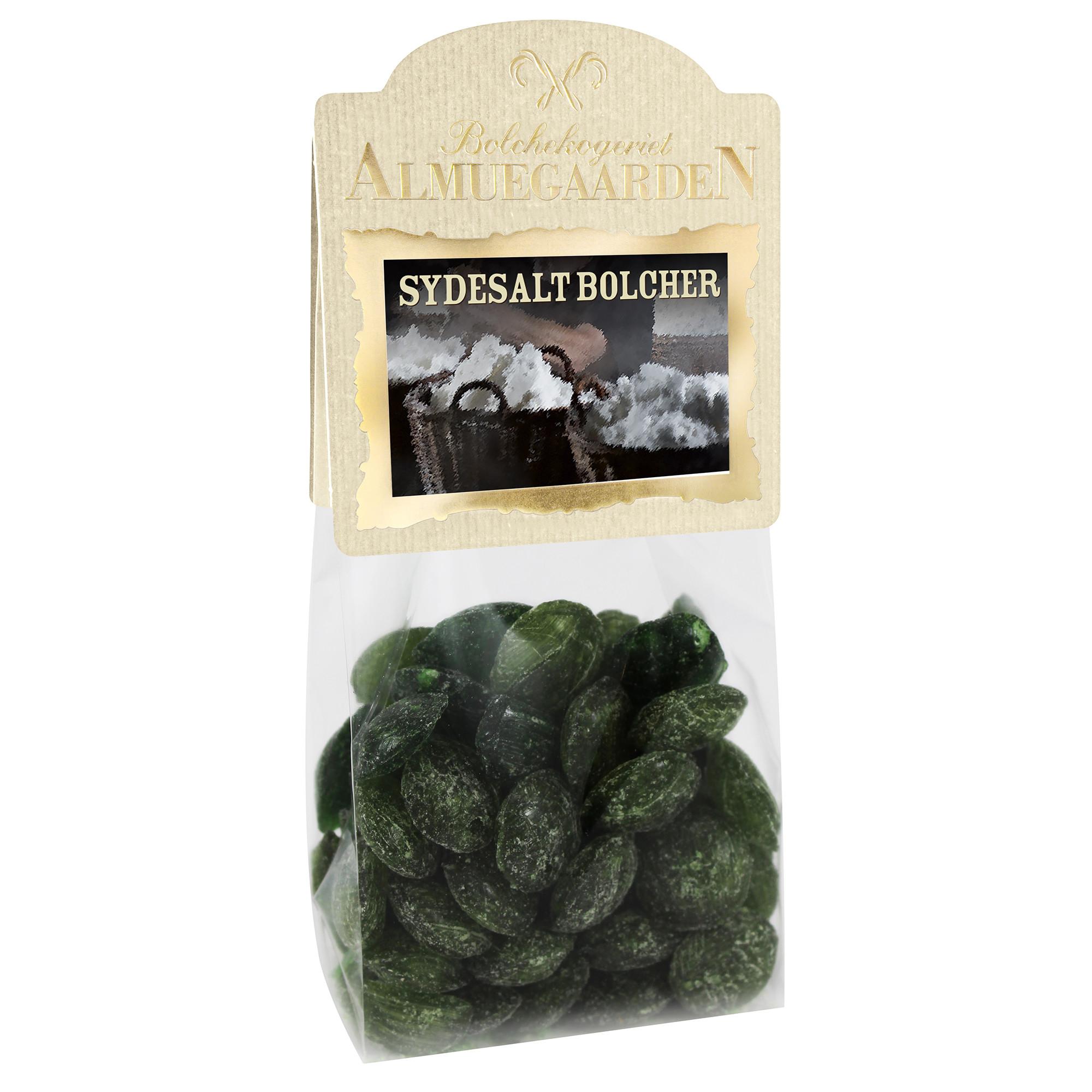Image of Æble & Sydesalt Bolcher - 150 gram