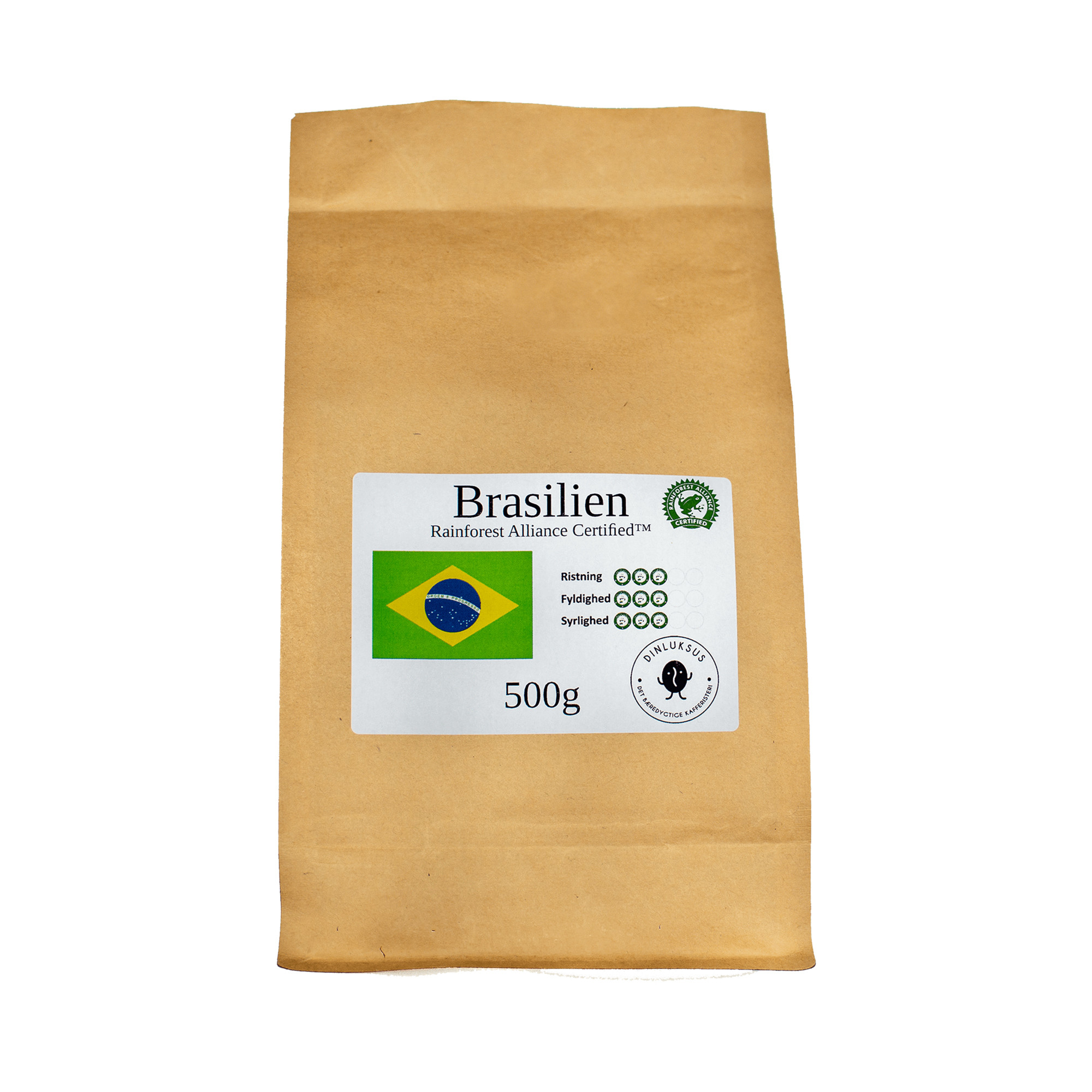 Image of   Brasilian Rainforest - 500 gram