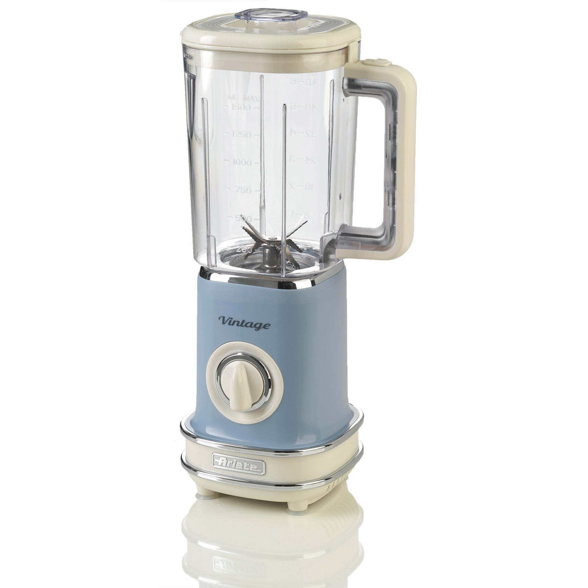 Image of   Ariete Vintage Blender 568, blå