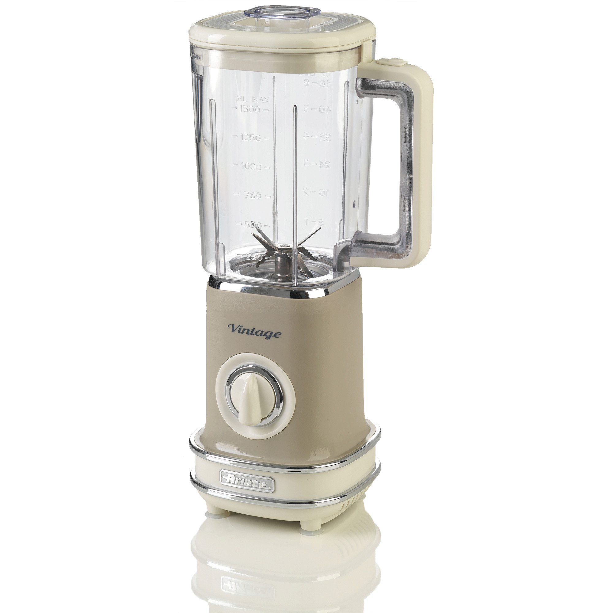 Image of   Ariete Vintage Blender 568, beige