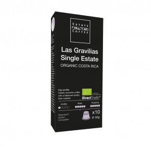 Las Gravilias, 10 kapsler