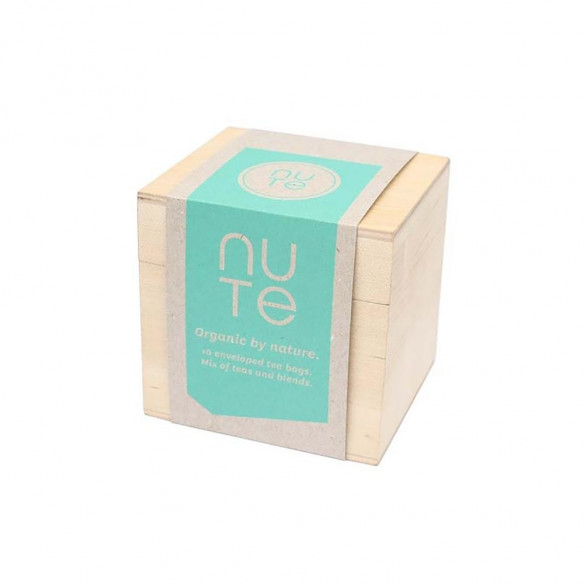 Mix gaveæske, 10 breve - NUTE