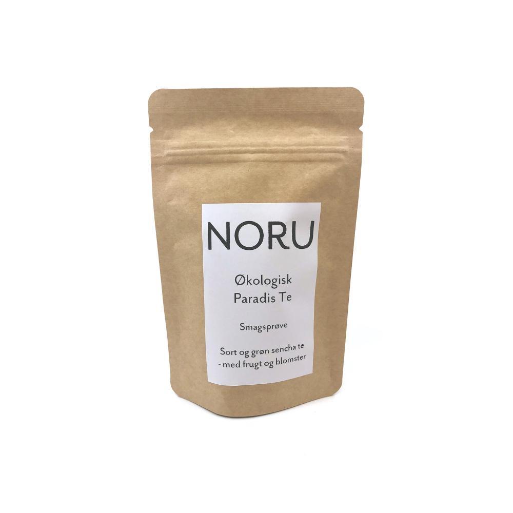 Billede af NORU, Øko Paradis te - smagsprøve