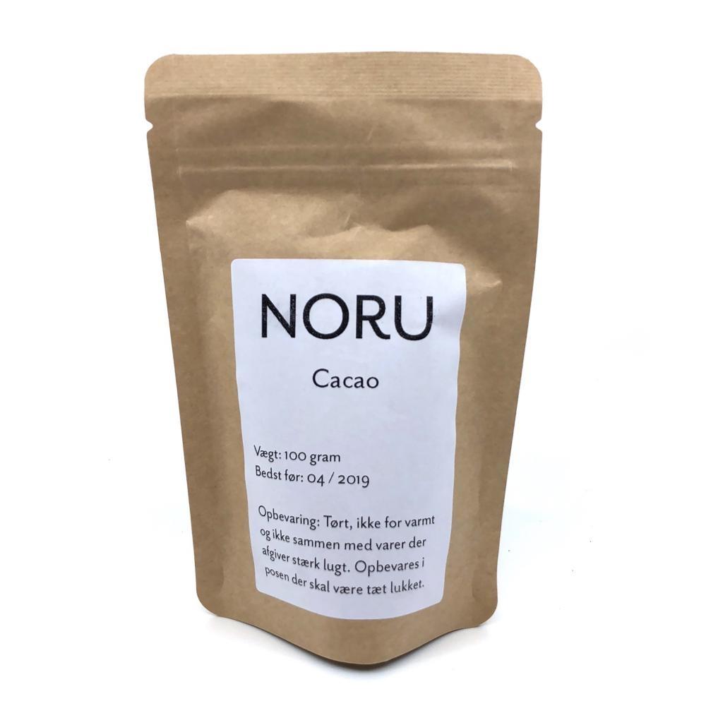 Billede af NORU, Verdens Bedste Kakao - smagsprøve