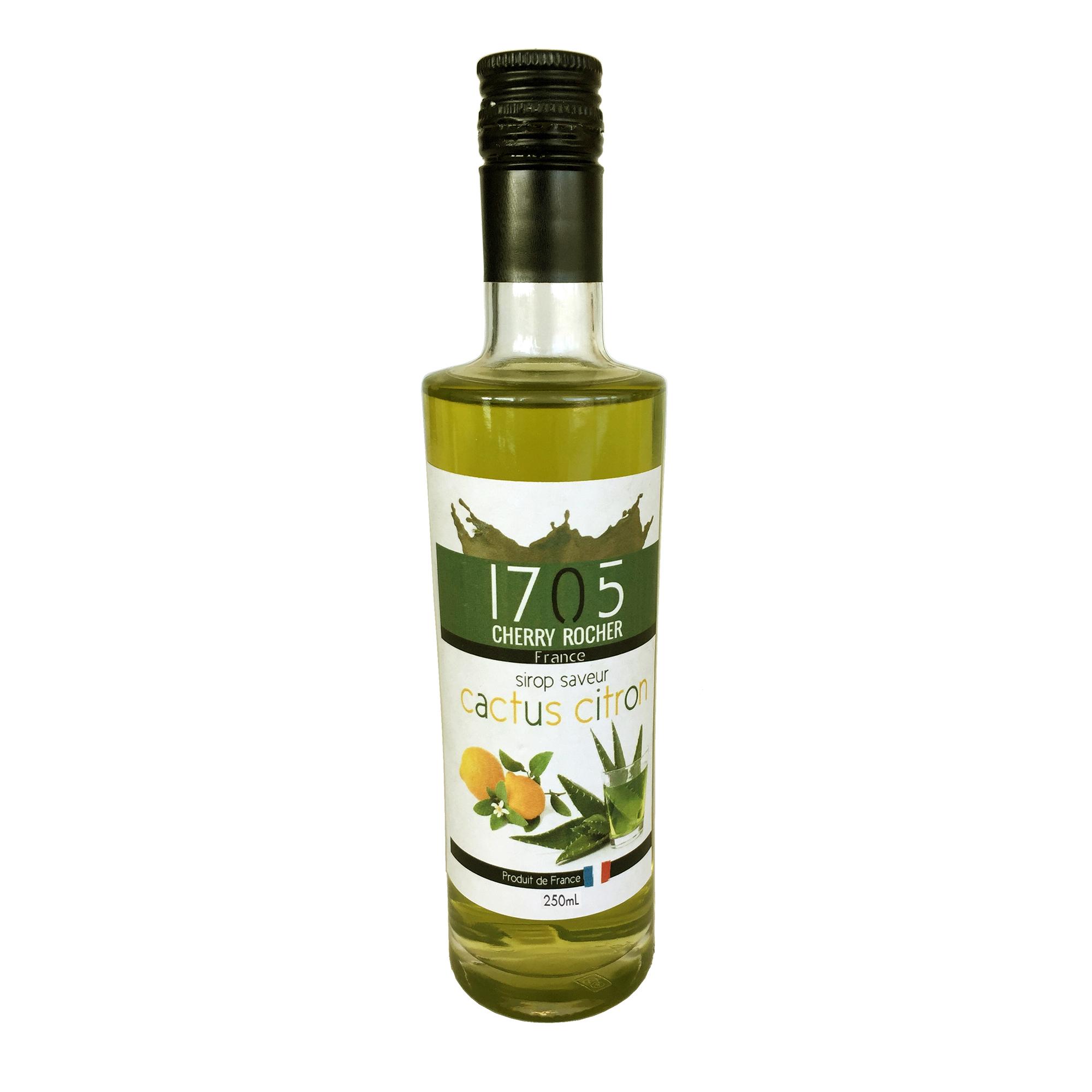 Image of   1705 Kaktus Citrus Sirup - 250 ml