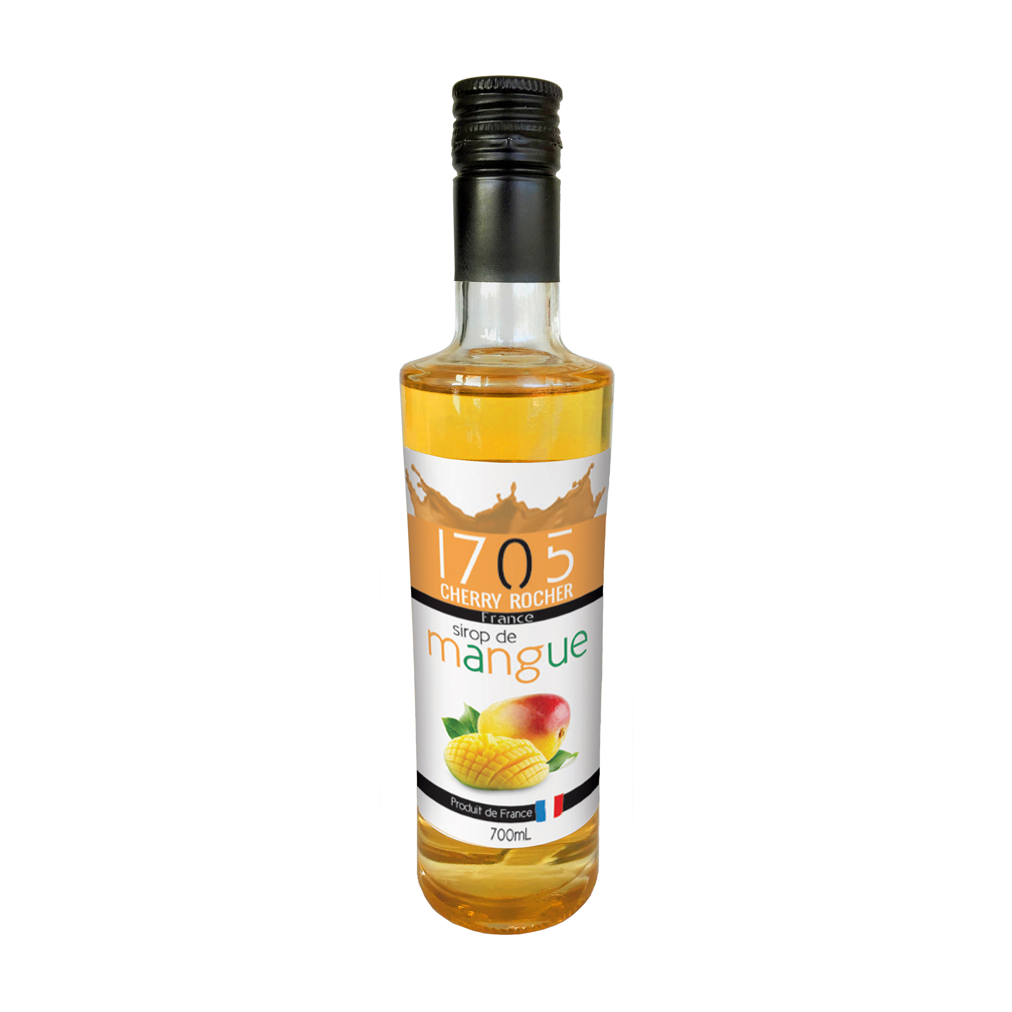 Image of   1705 Mango Sirup - 250 ml