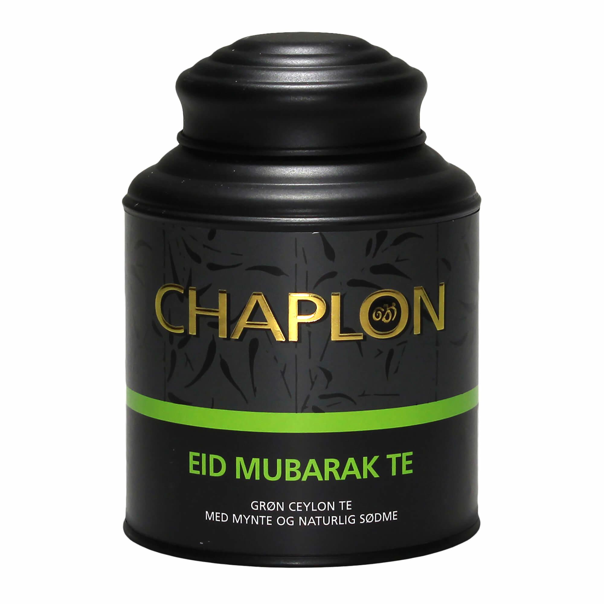 Image of   Chaplon Eid Mubarak Te - 160 gram dåse