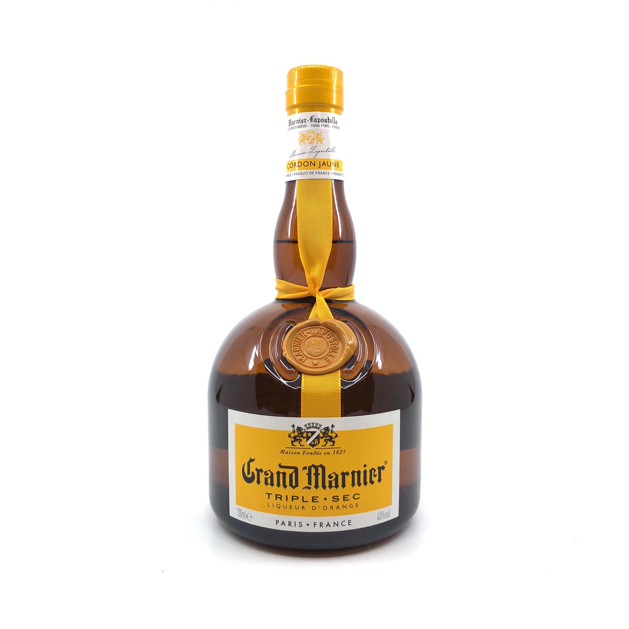 Grand Marnier, gul