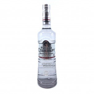 Platinium Vodka, 70 cl