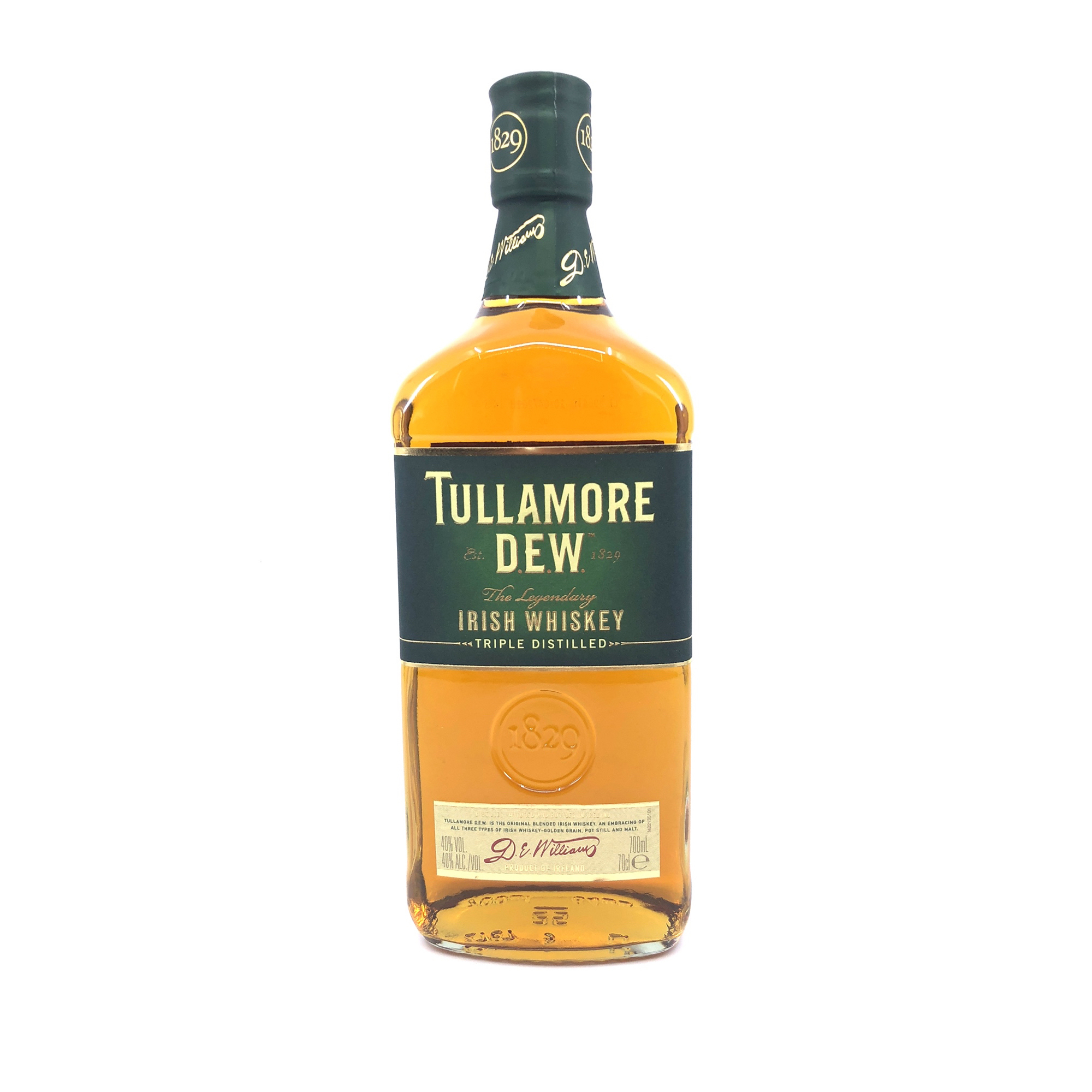 Image of   Tullamore Dew Whiskey