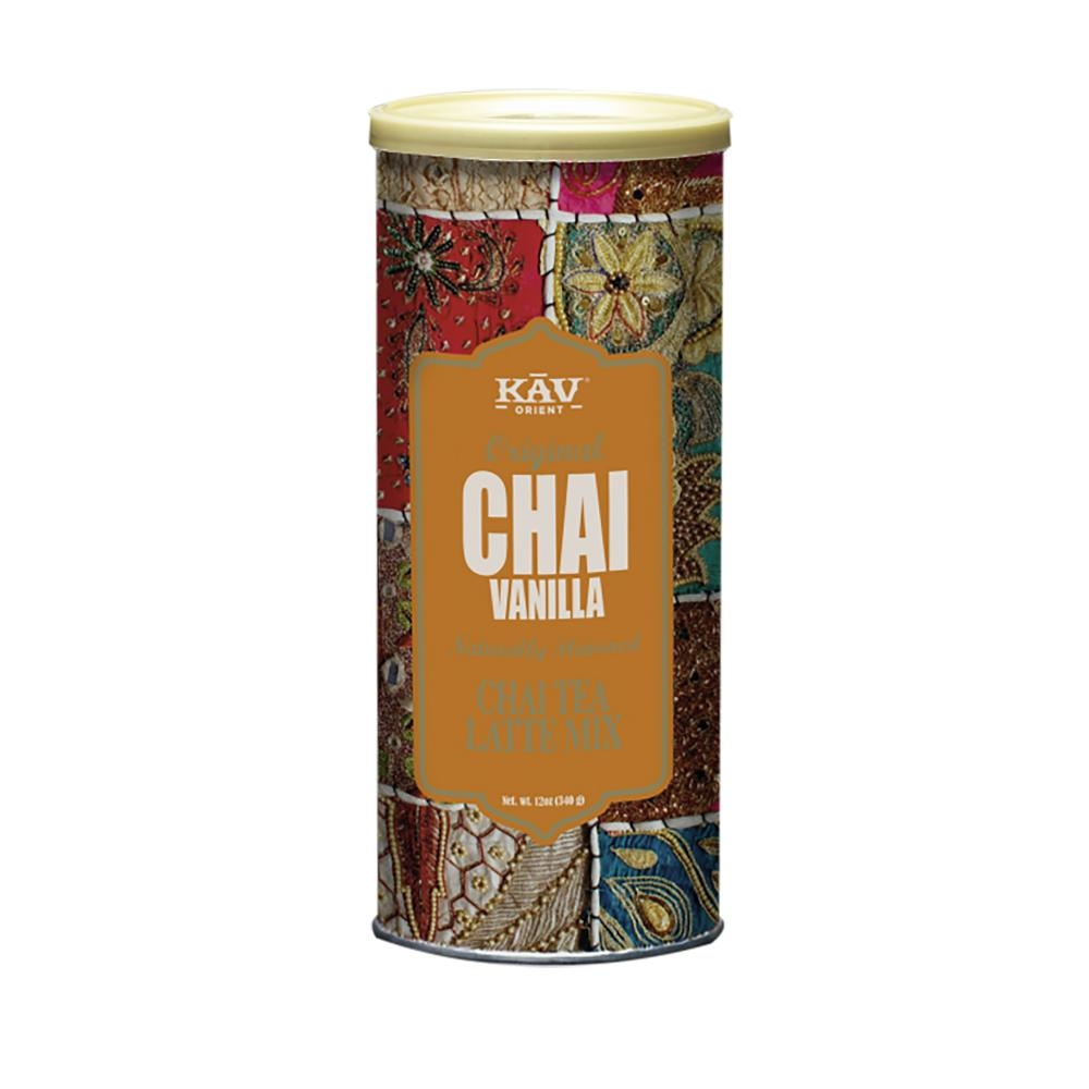 Image of   Chai Latte Vanilla, 340 gram