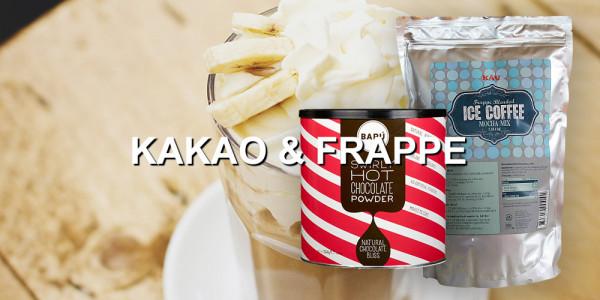 Kakao & Frappé